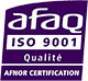 Certification Sometal AFAQ ISO 9001