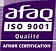 Certification Sometal AFAQ ISO 9001